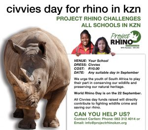 Events – Project Rhino